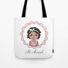 Al Anood Tote Bag