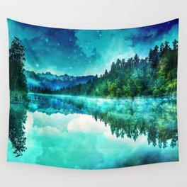A Magical Place Wall Tapestry