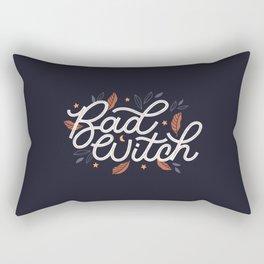 Bad Witch Rectangular Pillow