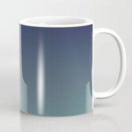 NIGHT SWIM - Minimal Plain Soft Mood Color Blend Prints Coffee Mug