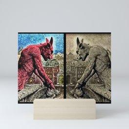 The Night Watch, A Paris Mythos by Jeanpaul Ferro Mini Art Print