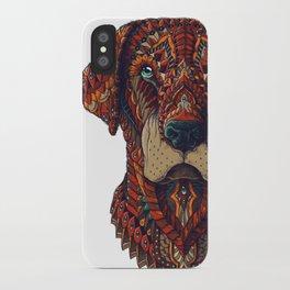Labrador (Color Version) iPhone Case