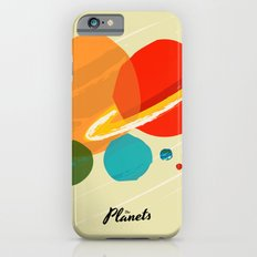 The planets Slim Case iPhone 6s