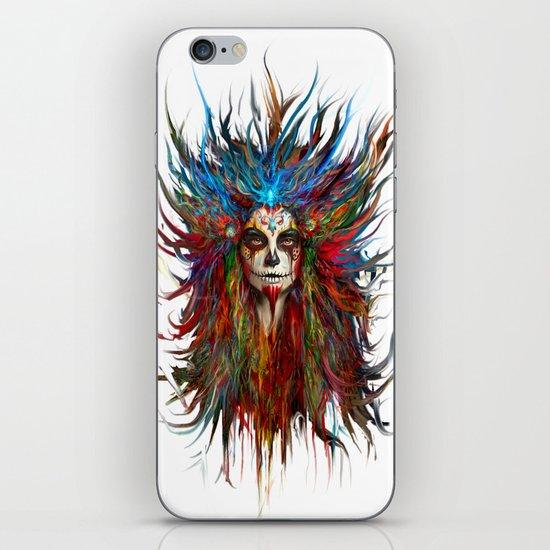 Memento Mori iPhone & iPod Skin