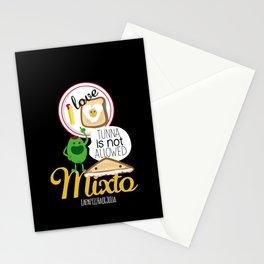 I LOVE MIXTO Stationery Cards