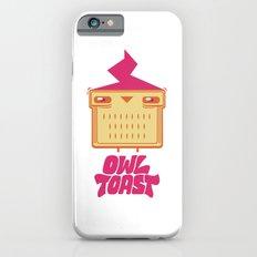 Owl Toast iPhone 6s Slim Case