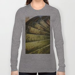 The Artist's Staircase Long Sleeve T-shirt