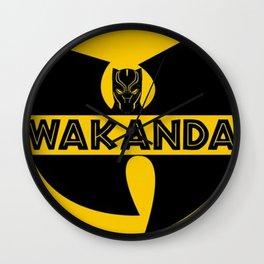 Wu-Tang Kanda 2 Wall Clock