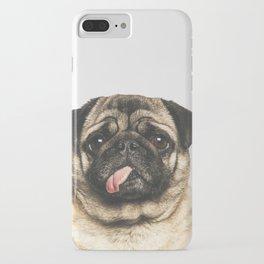 Cheeky Pug iPhone Case