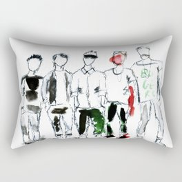 The Boys Rectangular Pillow