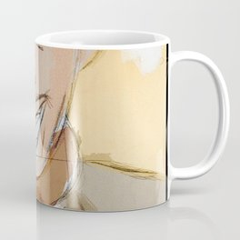 Vincent Price as EggHead Coffee Mug