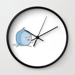 Pau Owt Wall Clock