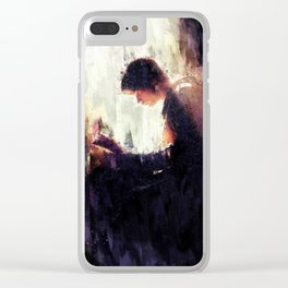 The Classics Clear iPhone Case
