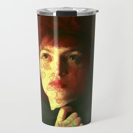 The red hat Travel Mug