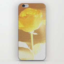 Sunshine Rose iPhone Skin