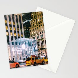 Apple Store 5 Ave. Manhattan, New York Stationery Cards