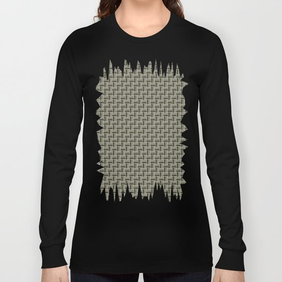 Tight Weave in CMR 03 Long Sleeve T-shirt