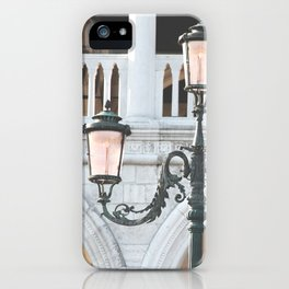 Venice Lights iPhone Case