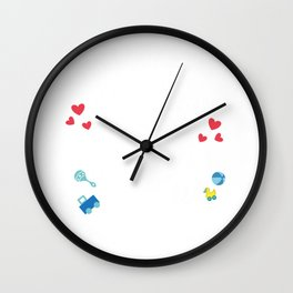 This Home Has Endless Love Wall Clock