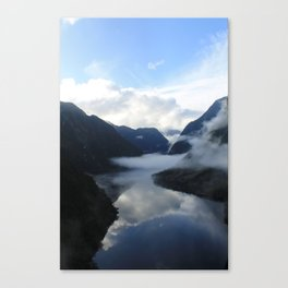 Fiordland Canvas Print