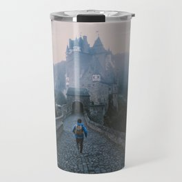 Castle Eltz Moody Morning Travel Mug