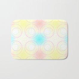 A Crop of Circles Bath Mat