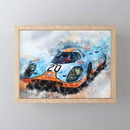917 Framed Mini Art Print
