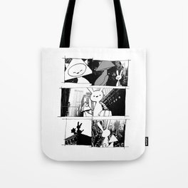 minima - vue Tote Bag