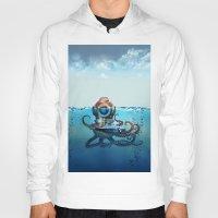 nemo Hoodies featuring Nemo by Tony Vazquez