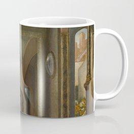 "Edward Burne-Jones ""Pygmalion and Galatea IV: The Soul Attains"" Coffee Mug"