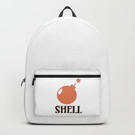 Bombshell #society6 #buyart Backpack
