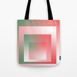 Mesh gradient Tote Bag