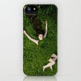 Green Mareen iPhone Case