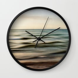 sea square I Wall Clock