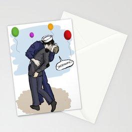 VJ-Day (Sherlock) Stationery Cards