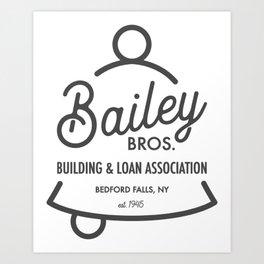 Bailey Brothers Art Print