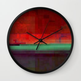 a potent force for evil Wall Clock