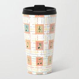 Music notes IV Travel Mug