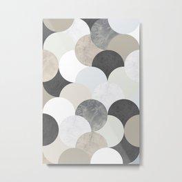 Modern Art Design Metal Print