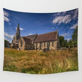 St Andrew and St Mary The Virgin Fletching Wall Tapestry