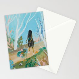 Outfit Stationery Cards