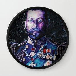 King George V Wall Clock
