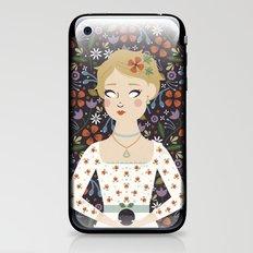 Black Fruit iPhone & iPod Skin