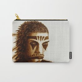 Terminal Recession :: Indian Carry-All Pouch