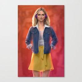 Debora Canvas Print