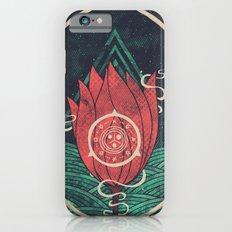 Pulsatilla Patens iPhone 6 Slim Case
