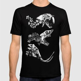 Prehistoric Bloom  T-shirt