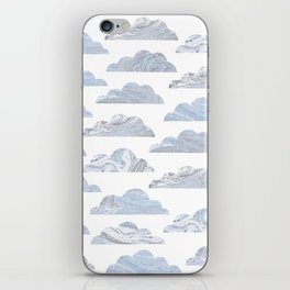 Cute cloud iPhone Skin