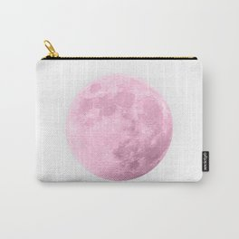 COTTON CANDY PINK MOON Carry-All Pouch