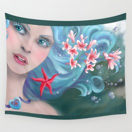 Sea Breeze Wall Tapestry